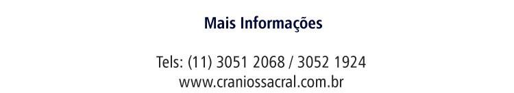 Integração Craniossacral - O Caminho da Saúde